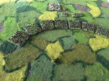 Painted 6mm Baccus. Zulu Wars. Zulu Army