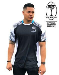 Jersey EWRFS Herren Rugby-T-Shirt 10 Schwarz//Rot Outdoor-Sport Freizeit-T-Shirts Nr atmungsaktiv