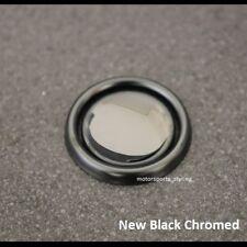 Black Tailgate Boot Release Button Cover & Surround Trim Badge Range Rover 1fb