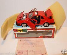 RARE DIAPET YONEZAWA TOYS HONDA PRELUDE REF 1489 = G118 MADE IN JAPAN 1990