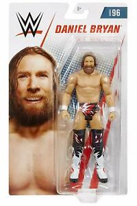 WWE DANIEL BRYAN MATTEL BASIC SERIES 96 WRESTLING ACTION FIGURE NEW CORE AEW