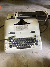 Antique Ibm Electric Typewriter