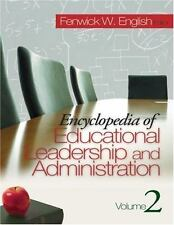 Encyclopedia of Educational Leadership administration 2-volume set-ExLibrary