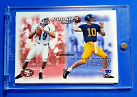 2000 TOM BRADY RC TAMPA BAY BUCCANEERS SKYBOX DOMINION ROOKIE #234 + NEW CASE