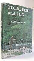Folk Fish & Fun Harold Balfour salmon fly fishing game angling Spey Restigouche