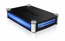 "ICY-BOX IB-550U-B-BL USB2.0 Externes Gehäuse für 5,25"" IDE CD/DVD Laufwerke"