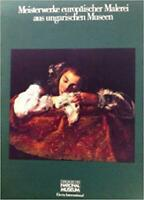 Museo Nationalmuseum ( Hrsg - Obras Maestras Europäi #B2004878