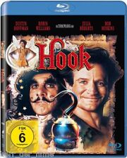 HOOK (Dustin Hoffman, Robin Williams, Julia Roberts) Blu-ray Disc NEU+OVP