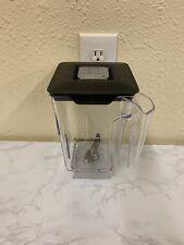 Blendtec Wildside+ Blender Jar/Container 90oz Used