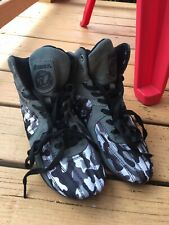 Otomix Stingray Escape Bodybuilding Weightlifting MMA Grappling Shoe (Grey/Camo)