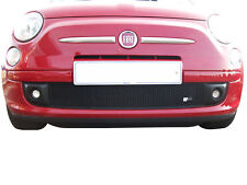 Fiat 500 - Lower Grill - Black finish (2007 to 2015)