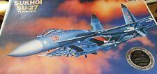 Academia 1/48 SU-27 accionariado