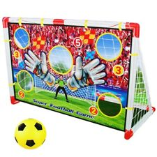 22in1 Fussballtor mit Torwand Fußball Netz Spielzeug Fussball Tor Soccer Goal