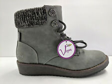 Blowfish Chomper Charcoal Vegan Boot Womens 10