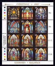 GUERNESEY - GUERNSEY Yvert Bloc  n° 25 neuf sans charnière MNH