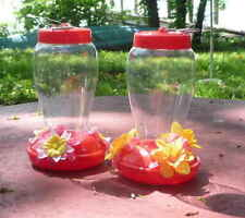 "Half Price! Pair (2) of Hummingbird Feeders 7"" While they last!"