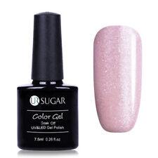 7.5ml Soak Off UV Gel Polish Magnetic Nude Holographic Nail Art Varnish UR SUGAR
