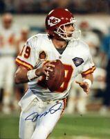 Joe Montana Autographed Signed 8x10 Photo ( NFL - Kansas City Chiefs ) REPRINT