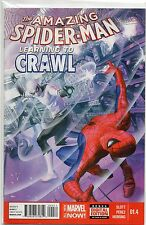 MARVEL COMICS THE AMAZING SPIDER-MAN #01.4
