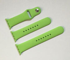 Genuine APPLE Watch Sport Band Strap GREEN 2015 38mm / 40mm