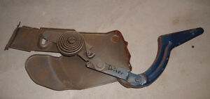 1968-74 American Motors AMX and Javelin Trunk Lid Hinge and Spring Left Side