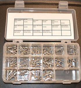 Molex Terminal Repair Kit MLX, Mini-fit, 062, 093, MX150, Micro-fit 3.0 150 PCS