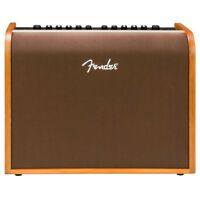 Fender Acoustic 100 1x8 100W Acoustic Guitar Amp Demo