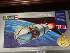 2011 discontinued revell SSP 0024 Russian Spacecraft Vostok 1 Plastic Model Kit