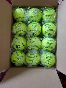 "Dudley 12"" Thunder SY Classic M USSSA Slowpitch Softball (One Dozen)"