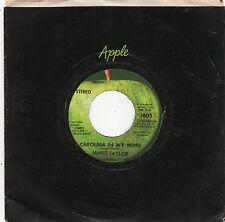 James Taylor-Carolina In My Mind (Mint-)