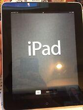 Apple iPad 1st Generation 16GB, Black, Wi-Fi, 9.7in (MB292LL/A)*USA SELLER*