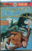Ragman 1976 series # 2 good comic book