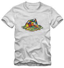 T-shirt /Maglietta Cubo Rubik Cube Big Bang Theory Sheldon