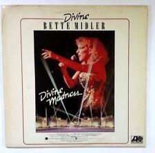 BETTE MIDLER Divinne Madness DISQUE LP VINYL 33 T ATL 50 760 Germany 1980