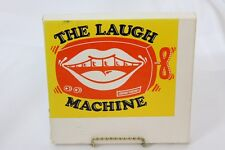 "The Laugh Machine Audio 7""  Reel Dec 16 - Jan 1 1986 Comedy Billy Crystal & more"