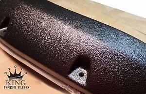 2010-2018 DODGE RAM 2500 RIVET STYLE Bolt-On Pocket KING FENDER FLARES TEXTURED