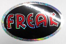 Freak Sticker (NEW)