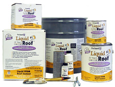 Liquid Roof Liquid EPDM RV Roof Coating 1 Gallon F9991-1