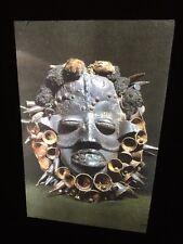 Ngere Gla Mask: Ivory Coast African Tribal Art 35mm Slide