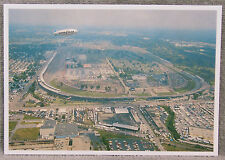 POST CARD ~ INDIANAPOLIS 500 ~ AERIAL VIEW OF THE SPEEDWAY