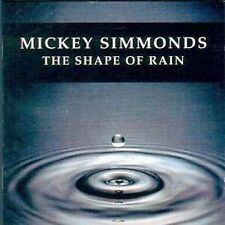 MICKEY SIMMONDS - THE SHAPE OF RAIN NEWS SEALED CD