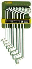 Ringschlüsselsatz gekröpft Proxxon 8 tlg. 6-22 mm  -   23 810 -