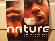 "NATURE + NAS - THE ULTIMATE HIGH (12"")  2000!!!  RARE!!!  SKI!!!"
