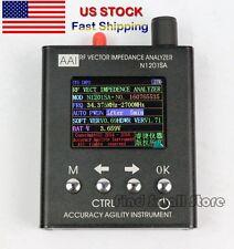 N1201SA+ NFC RFID Antenna Analyzer RF Vector Impedance Tester Meter 35MHz-2.7GHz