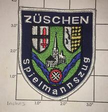 Spielmannszug-Züschen Patch - Germany
