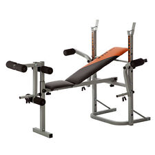 V-Fit Herculean STB 09-4 Folding Weight Training Bench