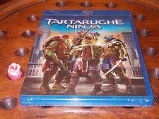 Tartarughe Ninja   Blu-Ray ..... Nuovo