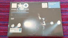 Khalil Fong ( 方大同 ) ~ Timeless Live In Hong Kong 2009 (2DVD) ( Taiwan Press ) Cd