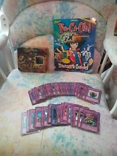 Yu-Gi-Oh Tin 1996 Red Dragon Archfiend & 102 cards(26-1st Ed) & Trainer's Guide