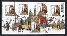 NVPH nr.2413 blok Mooi Nederland (11) 'Leiden' 2006 postfris (MNH)